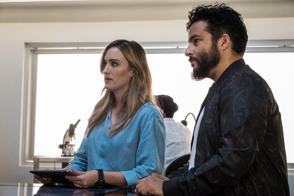 Blindspot: Upside Down Craft | Season 3 | Episode 3