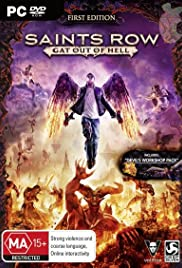Saints Row: Gat Out of Hell (2015) Poster - Movie Forum, Cast, Reviews