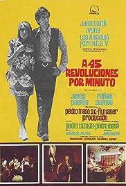 A 45 revoluciones por minuto Poster