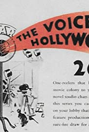 The Voice of Hollywood No. 1 Poster