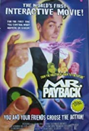 Mr. Payback: An Interactive Movie Poster