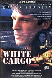 White Cargo Poster