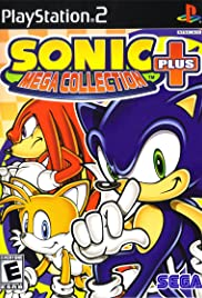 Sonic Mega Collection Poster