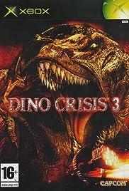 Dino Crisis 3 Poster