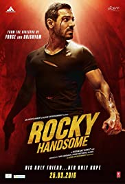 Rocky Handsome (2016) Poster - Movie Forum, Cast, Reviews