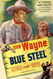 Blue Steel (1934) Poster - Movie Forum, Cast, Reviews