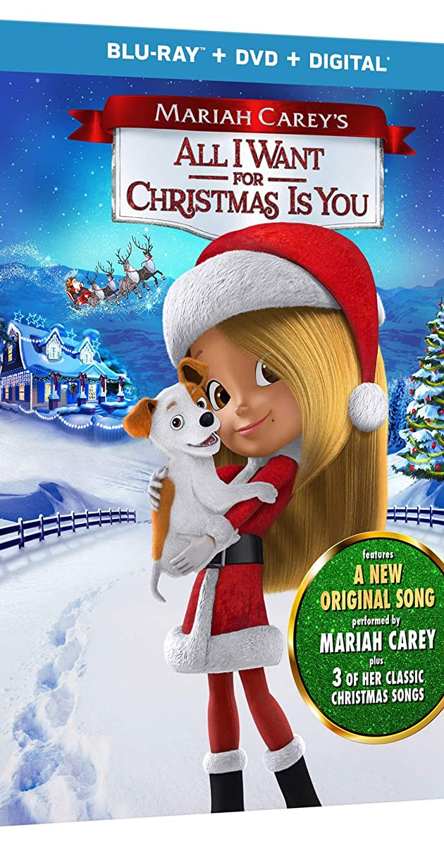 Mariah Carey's All I Want for Christmas Is You (Video 2017) - IMDb
