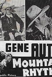 Mountain Rhythm Poster
