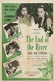 The End of the River Poster
