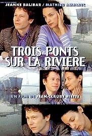 Trois ponts sur la rivière Poster