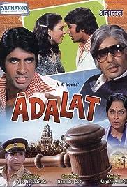 Aadalat Poster