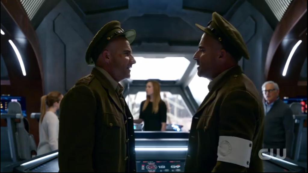 Legends of Tomorrow S02E04 – Abominations