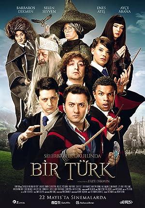 Sihirbazlık Okulunda Bir Türk 2015 izle