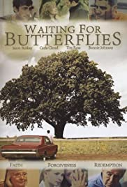 Waiting for Butterflies Poster