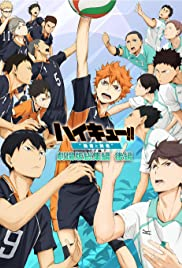 Haikyuu!! Poster - TV Show Forum, Cast, Reviews