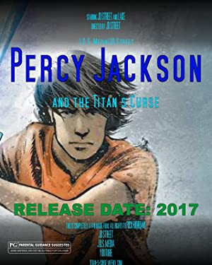 Percy Jackson and the Titan's Curse Poster