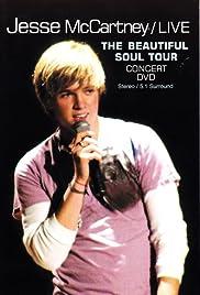 Jesse McCartney/Live: The Beautiful Soul Tour - Concert DVD Poster