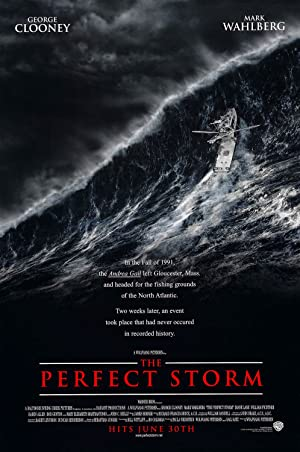 The Perfect Storm (2000) (Hindi) Download on Vidmate