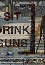We Sit. We Drink. No Guns.