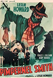 'Pimpernel' Smith (1941) Poster - Movie Forum, Cast, Reviews