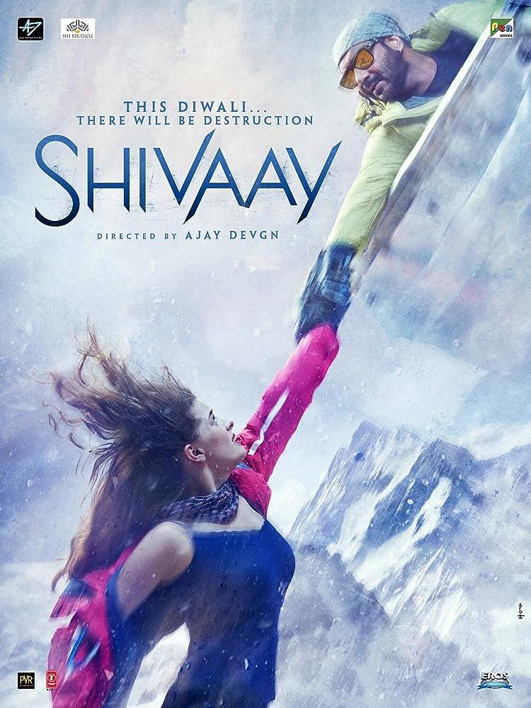 Shivaay 2016 Full Movie Ajay Devgan Download HD Watch Online