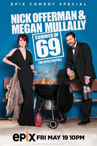 image Nick Offerman & Megan Mullally: Summer of 69: No Apostrophe Watch Full Movie Free Online
