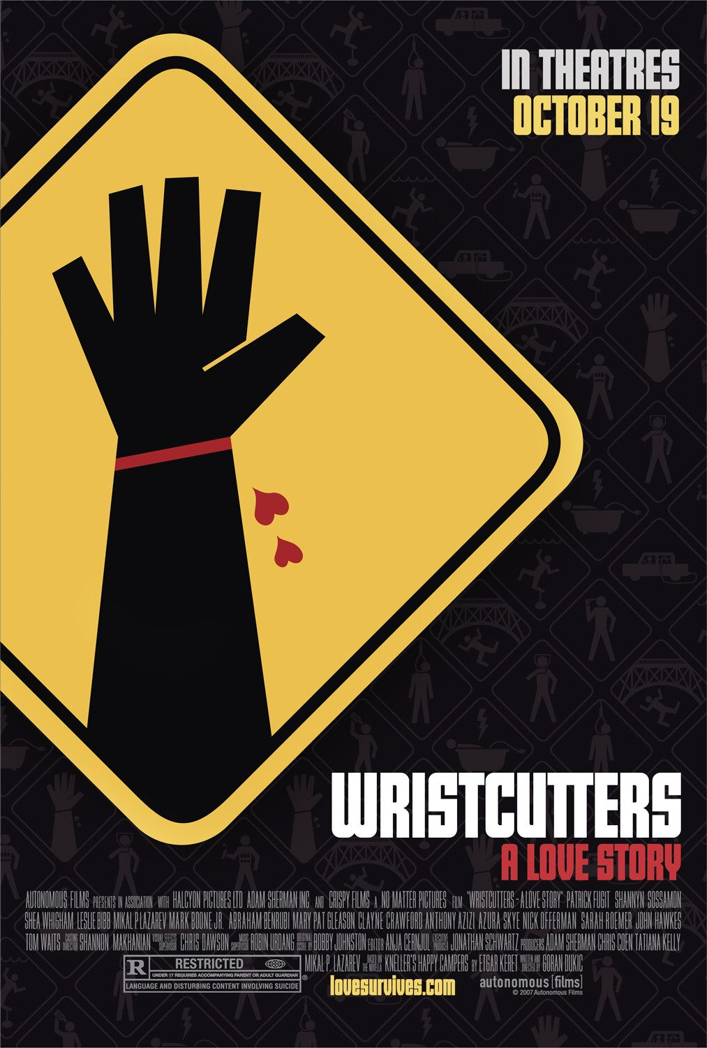 image Wristcutters: A Love Story Watch Full Movie Free Online