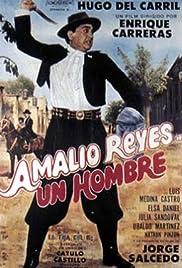 Amalio Reyes, un hombre Poster