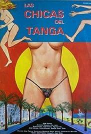 Las chicas del tanga Poster