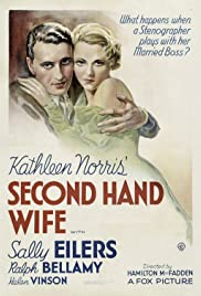 Second Hand Wife Poster