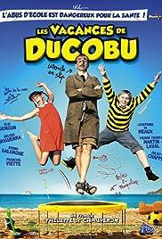 Les vacances de Ducobu Poster