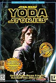 Star Wars: Yoda Stories Poster