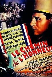 Le chemin de l'honneur Poster