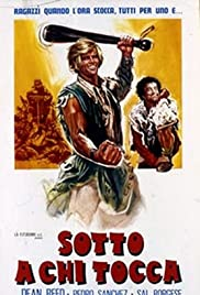 Sotto a chi tocca! Poster