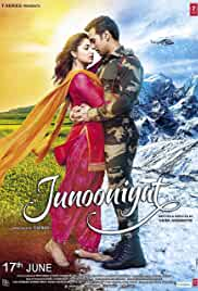 Junooniyat 2016 Hindi 720p 1GB DVDRip AAC ESubs MKV