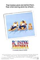 Raising Arizona (1987) Poster