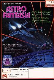 Astro Fantasia Poster