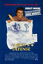 Best Defense (1984) Poster - Movie Forum, Cast, Reviews