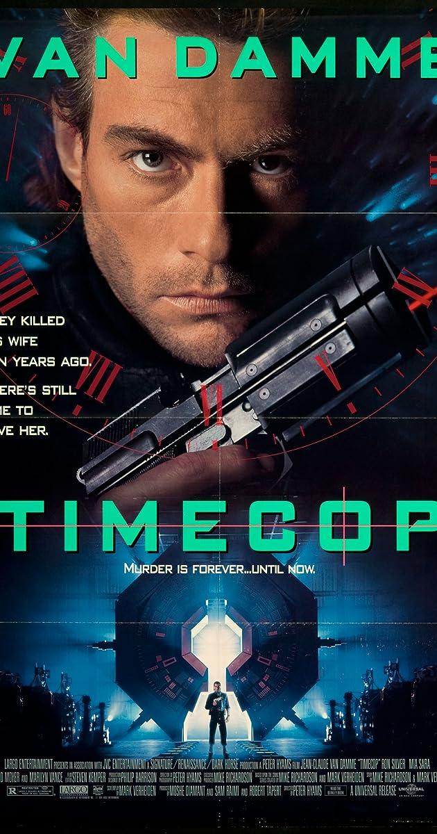 Laiko policininkas / Timecop (1994) Online