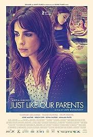 Como Nossos Pais Poster