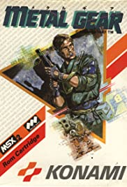 Metal Gear (1987) Poster - Movie Forum, Cast, Reviews
