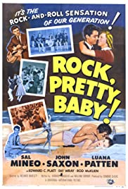 Rock, Pretty Baby Poster