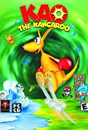 KAO the Kangaroo Poster