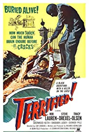 Terrified (1963) Poster - Movie Forum, Cast, Reviews