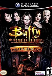 Buffy the Vampire Slayer: Chaos Bleeds Poster