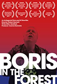 Boris in the Forest Poster