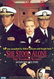 She Stood Alone: The Tailhook Scandal Poster