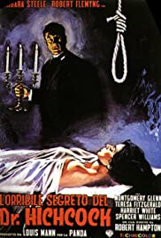 The Horrible Dr. Hichcock (1962) Poster - Movie Forum, Cast, Reviews