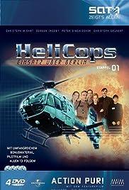 HeliCops - Einsatz über Berlin Poster
