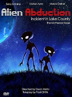 Alien Abduction: Incident in Lake County poster